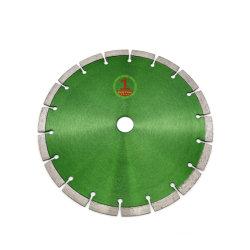 La Chine usine de bonne qualité d'alimentation de 100mm-400mm disque Diamond la lame de scie pour la coupe de la pierre, granit, pierre, marbre, le béton.
