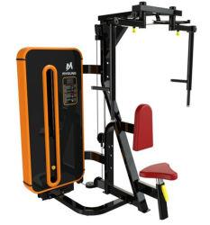Strumentazione di forma fisica della costruzione di corpo di sport di Delt/macchina variopinte commerciali posteriori ginnastica di addestramento