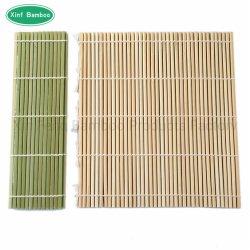 Stuoia di bambù di rotolamento dei sushi con colore naturale