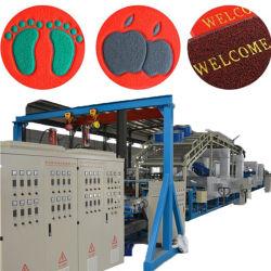 De plastic AntislipMat die van de Mat van de Rol van de Mat van de Vloer van de Mat van de Deur van de Mat van de Auto van pvc de Fabrikant van de Machine maken