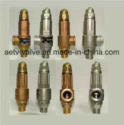 Торговая марка Aetv бронзовые/304/316 из нержавеющей стали предохранительный клапан сброса давления
