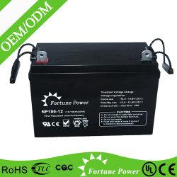 12V de Batterij van het Pak 100ah van de Bank van de Macht van de 100ah ZonneMacht 12V