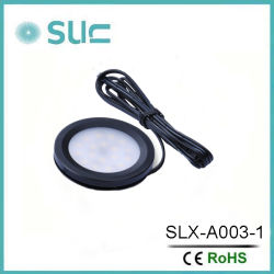 Раунд 3 Вт декоративные светодиодные лампы кабинета (SLCG-A003-1)
