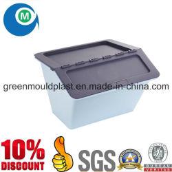 [أم] بلاستيكيّة حقنة أرزّ وعاء صندوق صندوق طيّ [موولد] مصنع