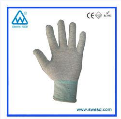L'EDD / Gant tricoté conductrices antistatique (3W-9517)