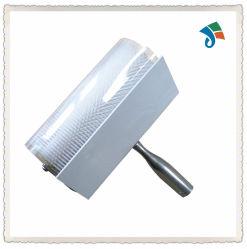 Los recubrimientos epoxi rodillo de púas con asa de aluminio