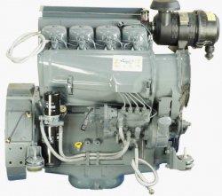 Refrigeración del aire de 50kw Motor Diesel Deutz Maquinaria agrícola