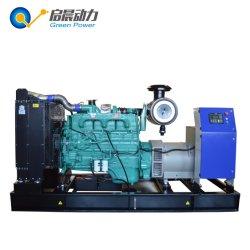 Green Power 120KW 140kw Puissance du générateur de gaz naturel