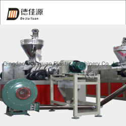 PE/PVC Holz-Plastikpelletisierung-Produktionszweig Strangpresßling-Maschine (hoher Ertrag)