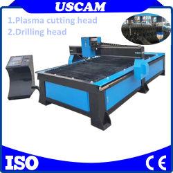 CNC de Scherpe Lijst van het Plasma met Betaalbare Prijs voor CNC van het Type van Lijst van de Verkoop de Scherpe Machine van de Vlam
