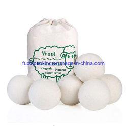 100% lana orgánica bolas Secador de pelo Servicio de lavandería