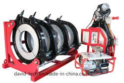 HDPE-PET-Belüftung-Rohr-hydraulische Kolben-Schmelzschweißen-Maschine