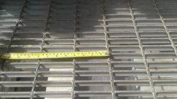 Расширенный Lowes оцинкованного металла вес на квадратный метр стальной решеткой