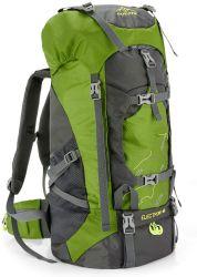 Wandern Wasser Reasistant Trekking-Beutel-des haltbaren im Freiensport Daypack Beutels des Rucksack-60L leichter für das kletternde Arbeitsweg-Komprimieren