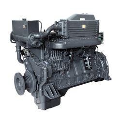 Gebildet Dieselmotor der China 330kw im hydraulischen Multi-Platte Kupplungs-4-Stroke für Lieferungen