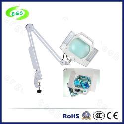 10X увеличительное стекло, Увеличительное стекло лампа, светодиодный индикатор с помощью лупы