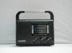 Venda a Quente Solar Dínamo Armazenar Radio