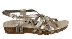 Pure Bliss кожаные повседневный стиль сандалии
