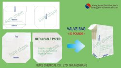 O melhor fornecedor chinês para o saco de papel solúvel em água
