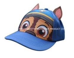 Algodão personalizada angustiado simples de malha Azul Baseball Caminhoneiro Pac com logotipo da impressão digital