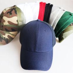 Fabrik kundenspezifischer en gros 7 Farben-Fernlastfahrer-Schutzkappen-Baseball-Hut-Hysteresen-Schutzkappen-Wannen-Hut-Form-Schutzkappen-Hut für Men&Women