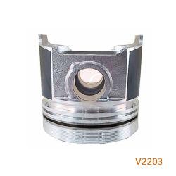 Dieselmotor-Ersatzteile für Kubota V2203 Kolben 19077-2177