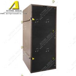 Sb28 Double 18 Polegadas Grande Subwoofer Bass Subwoofer Kr208 Matriz de linha de altifalantes de áudio do equipamento