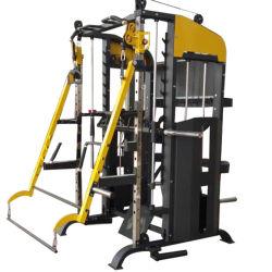 Home La Fuerza funcional Body building formador de la jaula de potencia de la máquina Smith