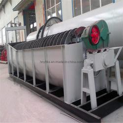 الصين الشركة المصنعة المعادن منخفضة السعر معالجة المعادن Single Spiral Sand مصنف
