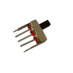 소형 활주 스위치 SMD에 위에 고품질 5 Pin 2 위치 떨어져