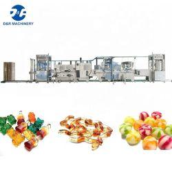 Starch Mogul Usine Jelly bonbons Ligne de production Candy Machine