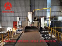 섬유 시멘트 석면이 없는 시멘트 기판 기계 제작 공장
