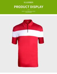 Indumenti respirabili della maglietta di polo della gioventù degli uomini o delle donne dell'aria all'ingrosso