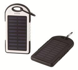 Хорошее соотношение цена Splash устойчивость Банка питания портативный телефон зарядное устройство для батарейный блок зарядки солнечной энергии на свежем воздухе, смартфон