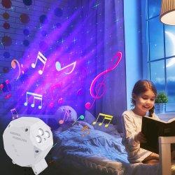 Рождественский подарок домой оформление пользовательского 3D-светодиодный проектор ночного освещения