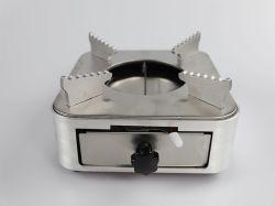 Hogar comercial tipo cajón portátil Mini Hornillo de alcohol