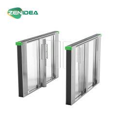 アクセス制御のための304ステンレス鋼の折り返しの障壁のスライド・ゲート