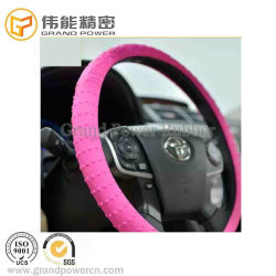 Aangepast herbruikbaar Car accessoire Anti-Slip Silicone Car stuurwiel ecologisch Siliconen afdekking