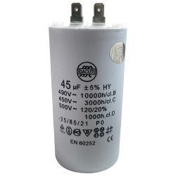 AC 전기 Sh 필름(CBB60)용 콘덴서 시동 실행 모터