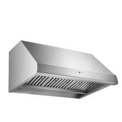 商業ステンレス鋼の台所範囲のおおいのフード