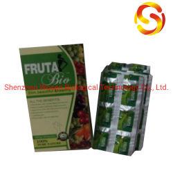 인기 있는 100% 순수 자연 Fruta Bio Bottle Weight Loss Slimming 알약