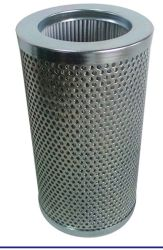 Hydraulische-oliefilterelement van de automatische balenpers Mr2504A10A opvouwbare glasvezels Oliefilterelement Of8029