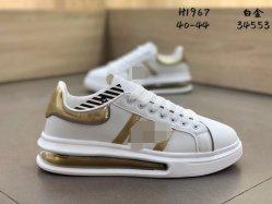 Venta de fábrica de zapatos de stock y aceptar el orden del logotipo del cliente Zapatillas de Deporte