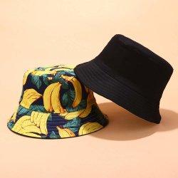 Hot vendre Couleur Mode personnalisé Mens broderie godet de la pêche Hat Cap