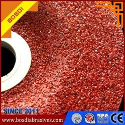 "6."" Material de Alumina Resina Abrasivos rebolos de aço inoxidável, Rebolo, abrasivos flexíveis"