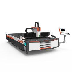 Preiswerter Metallschnitt-Fräser Ipg Raycus des Qualität CNC-Gefäß-und Platten-Stahlstich-3D Faser-Laser-Ausschnitt-Maschinen-Preis für 500W 1000W