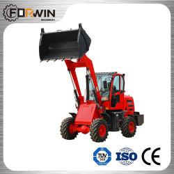 광산 1.2ton 맞춤형 유압 콤팩트 유형 전방 무하역 건설 장비 4WD 및 Euro 3 엔진이 장착된 미니 휠 로더