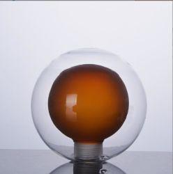 핸드블로운 이중 벽 유리 원형 LED 전구 Bubble Ball Shade 샹들리에용