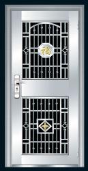 空想の2019年のStianelssの鋼鉄ドアのステンレス製のドア(FXSS-005)