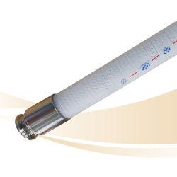 Mangueira de borracha de silicone para grau FDA/Food mangueira flexível de alta pressão água/alimentos/químicos Mangueira de sucção e descarga de transferência